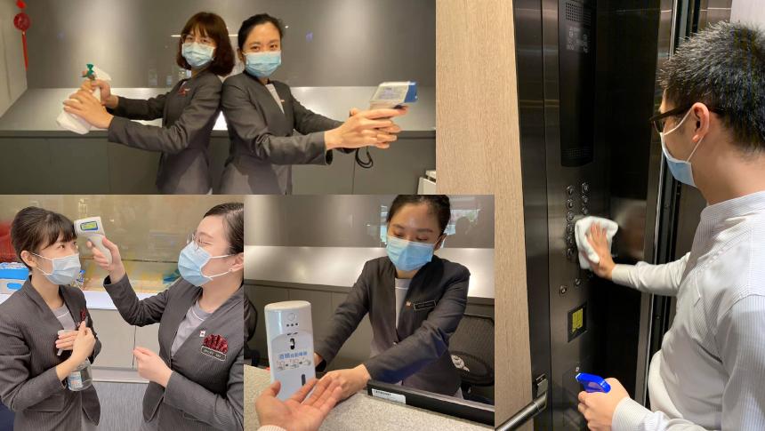 Coronavirus prevention | Official Website of CityInn Hotel Plus Taichung  Station Branch